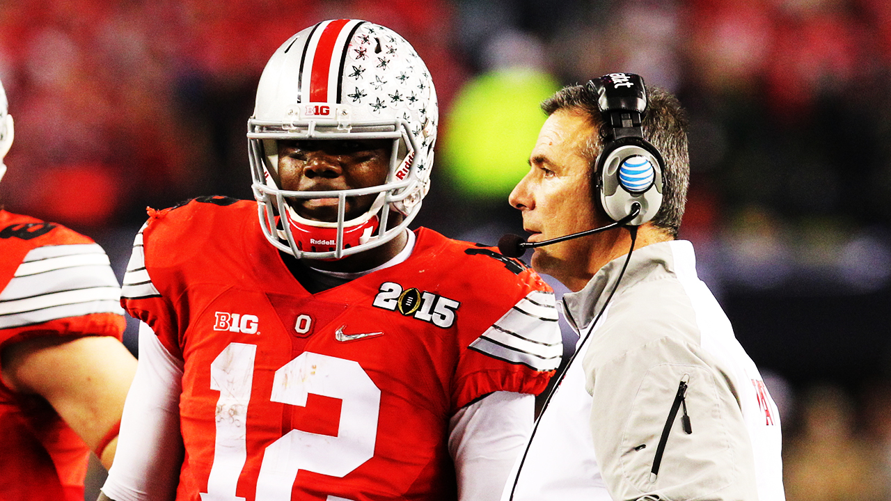 Urban Meyer 'didn't think twice' about Cardale Jones leaving for NFL
