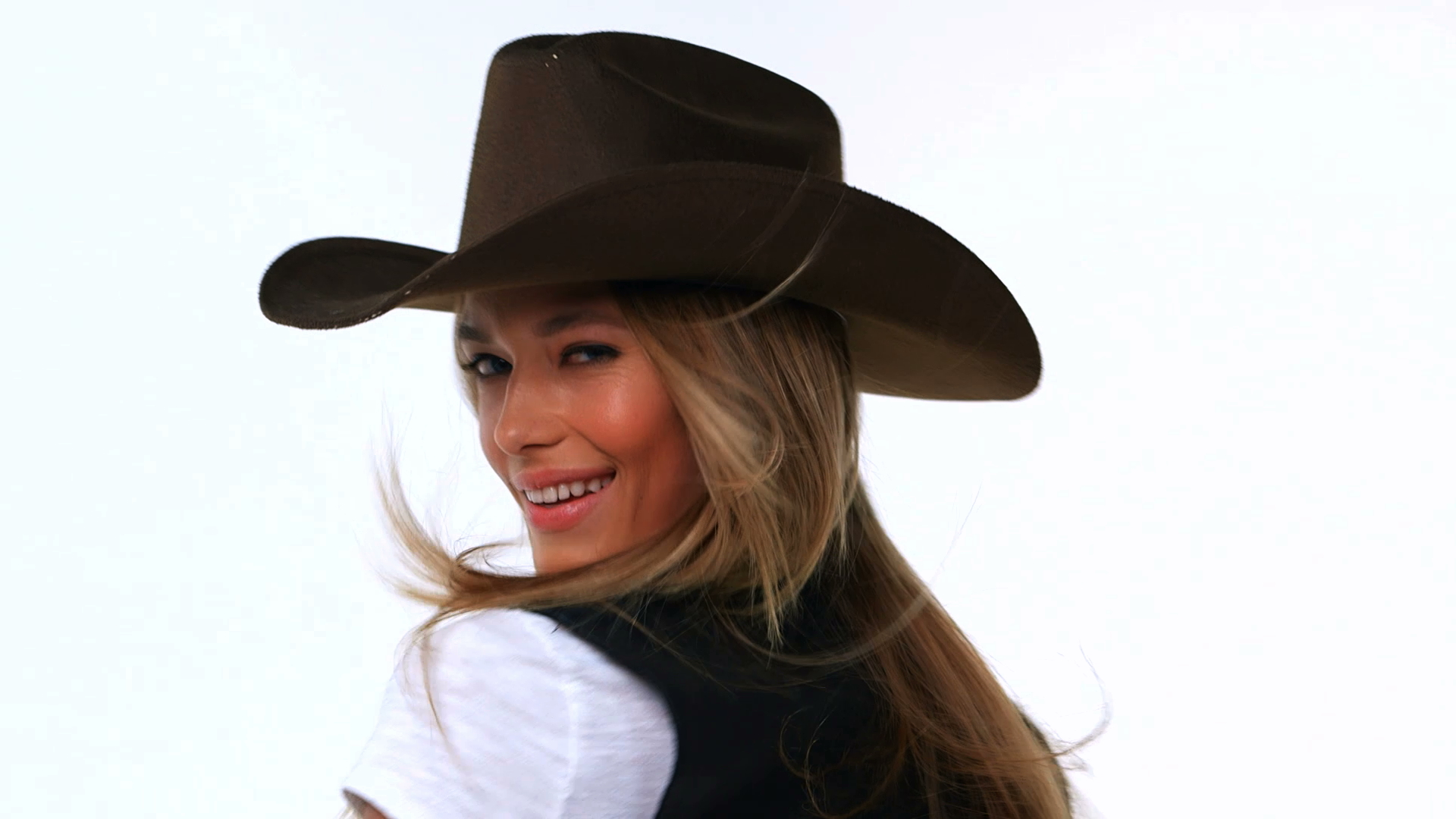 Hannah Ferguson is out to prove Texas really is the best