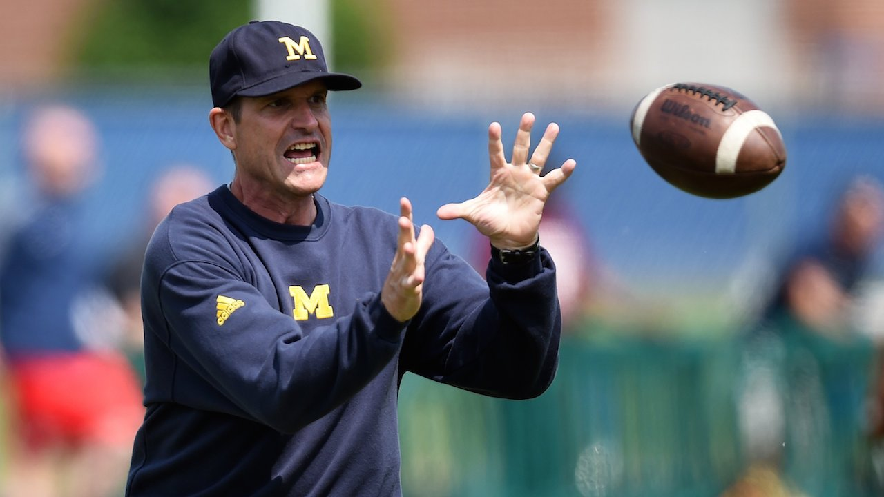 New coaches primer: Keys to debuts for Harbaugh, McElwain, more