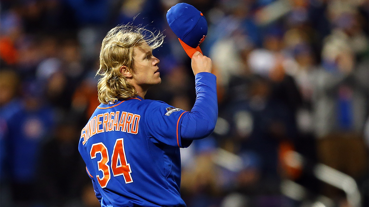 Mets jump on Jake Arrieta early to take 2–0 NLCS lead over Cubs