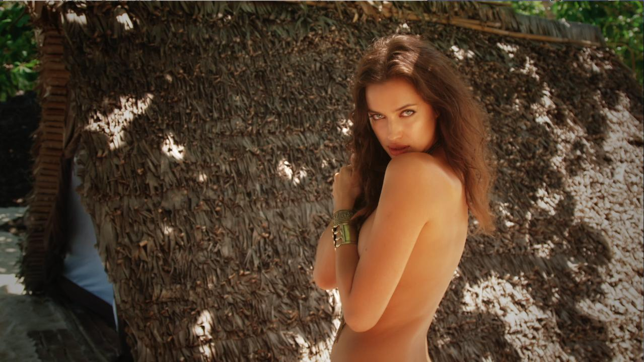 Even Amy Schumer can't get over Irina Shayk's irresistible sex appeal