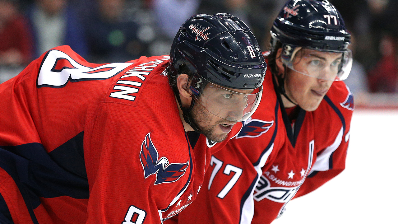 Restless legs: Behind the scenes with the Capitals on a back-to-back swing