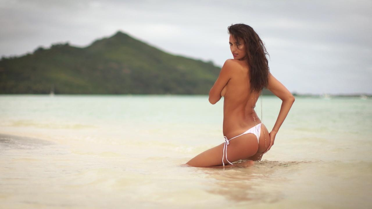 Throwback: It's Not Hard To See Why We're Still Obsessed With Irina Shayk