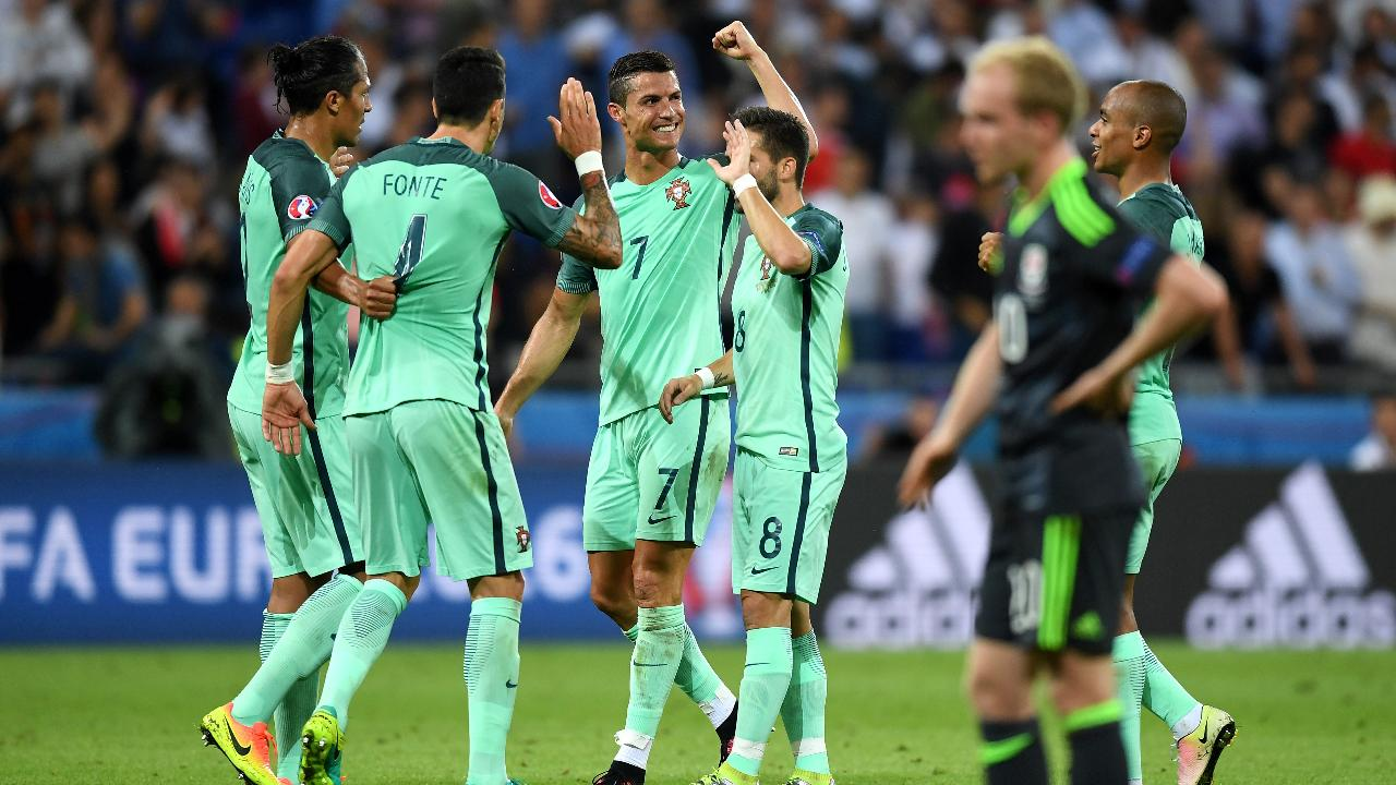Portugal rides its defending, Ronaldo's heroics to Euro 2016 final